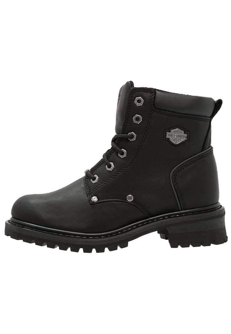 Harley Davidson SHAWNEE Bottines à lacets black