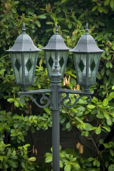Candélabre Lampadaire Design Classique Lampe de jardin