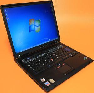 Petit Prix Ordinateur Portable ThinkPad Wi Fi DVD CD RW