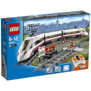 LEGO City 60051 Train de passagers à grande vit. Achat / Vente