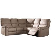 Canapé d'angle Relax DOLA 2 Relax éléctrique Revêtement Tissu