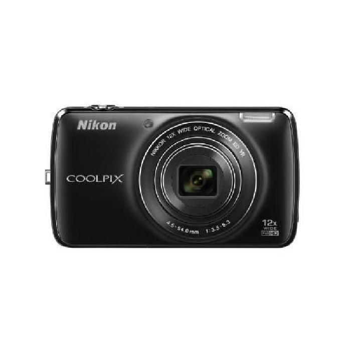 NIKON COOLPIX S810C SET NOIR Achat / Vente appareil photo hybride