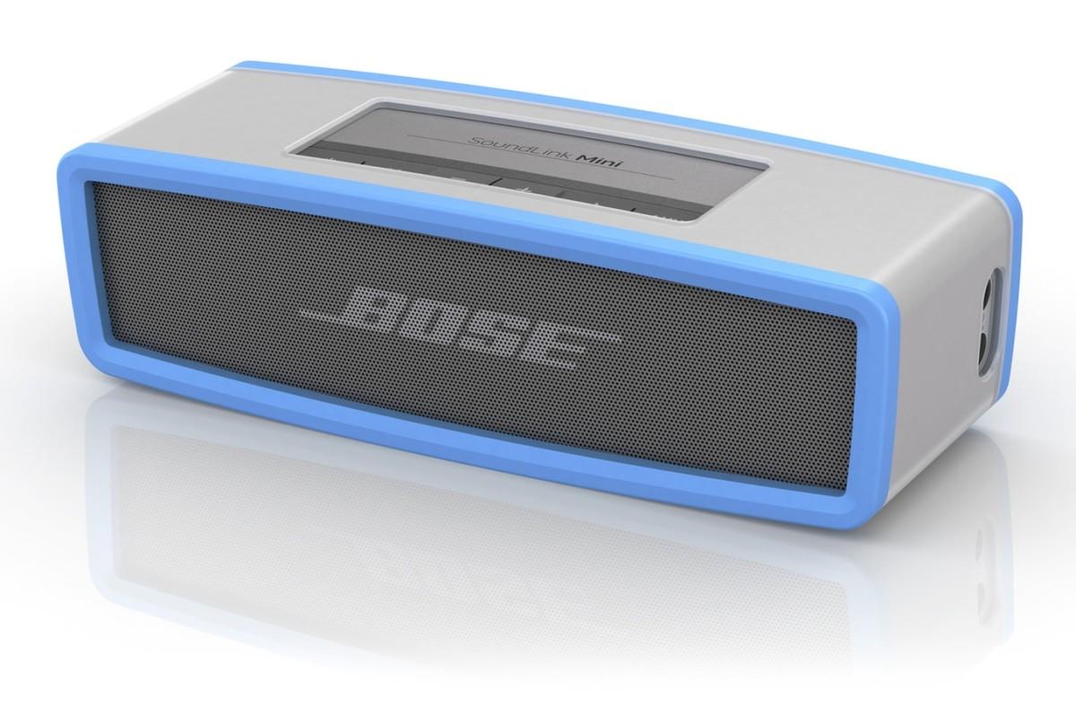 dock et enceinte Bose protection soundlink mini Bleu (1393090)  
