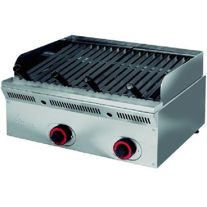 de lave gaz 54x43cm MAINHO Achat / Vente barbecue Grill pierre de