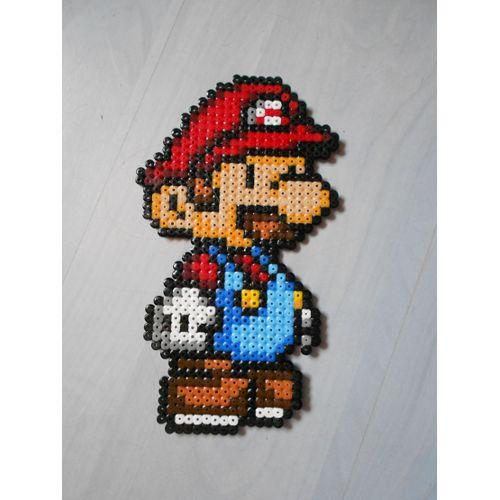 Pixel Art Mario (Perle Hama) neuf et d'occasion