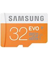 Samsung Carte Mémoire EVO Micro SD Classe 10 MB MP32D/EU 32 Go