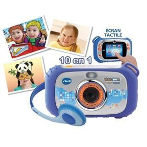 VTECH Kidizoom Touch Connect Bleu Achat / Vente appareil photo