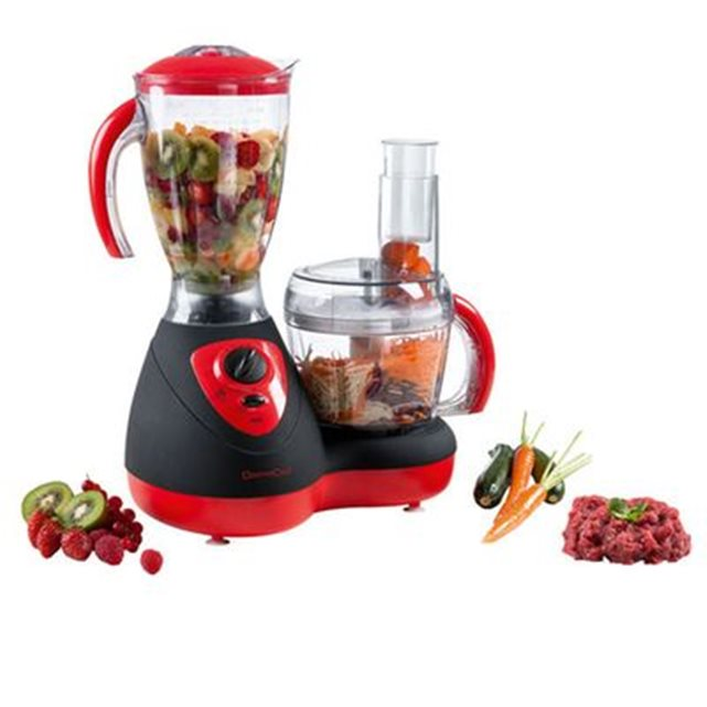 Robot multi coupe et blender dop120 couleur unique Domoclip | La