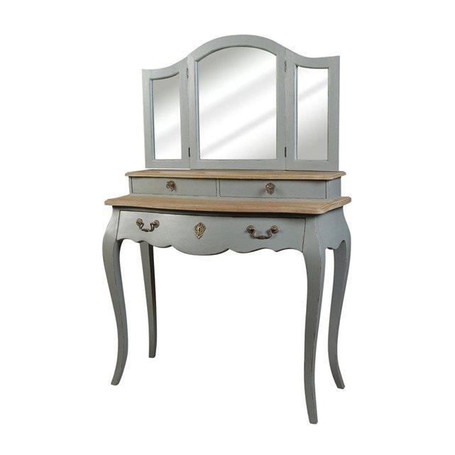 Coiffeuse 3 tiroirs, trianon Interieurs