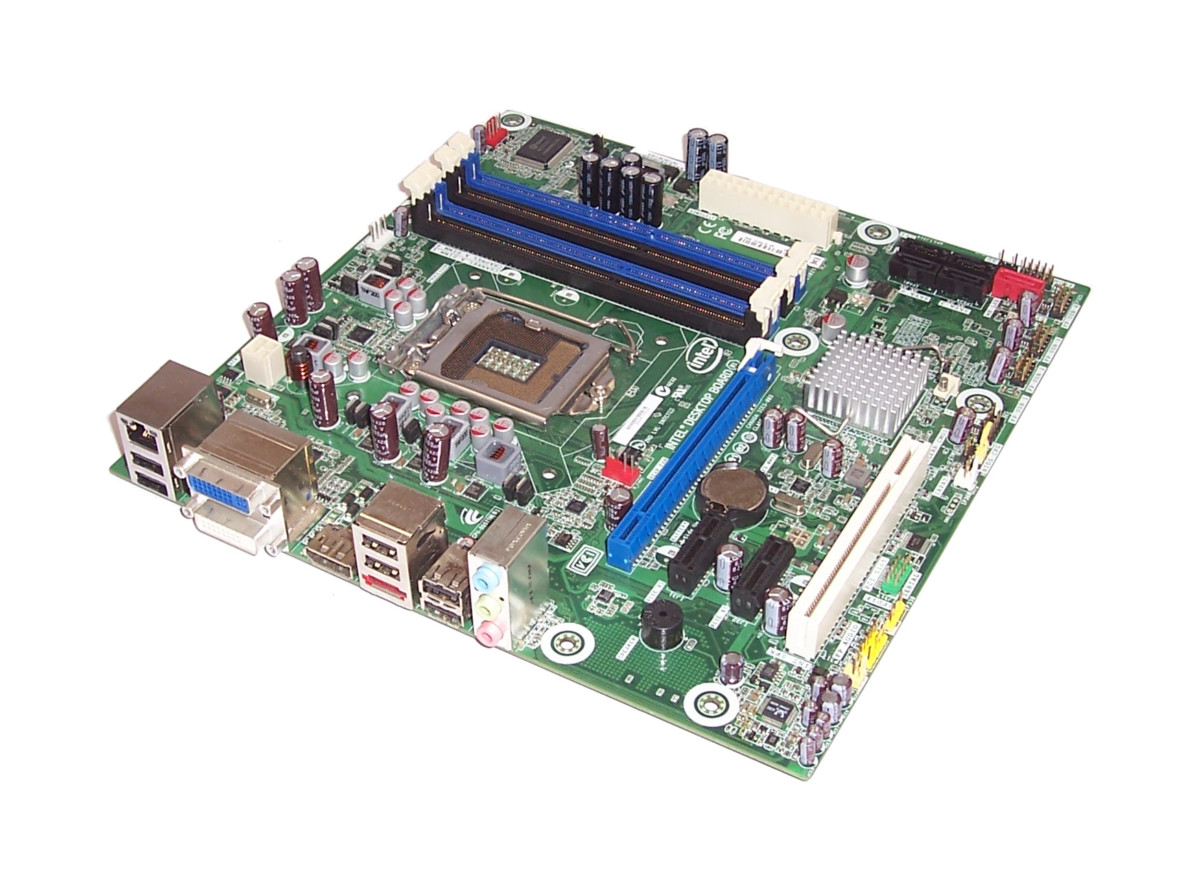 Intel E70931 404 DQ57TM Socket LGA1156 DeskTop Motherboard Enlarged