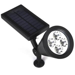 PROJECTEUR EXTÉRIEUR Projecteur extérieur led lampe solaire