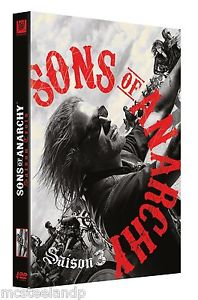Sons of Anarchy, saison 3 DVD NEUF SERIE TV