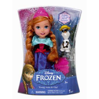neiges frozen 17 cm la jeune anna et olaf 17 ? 99 ajouter au panier