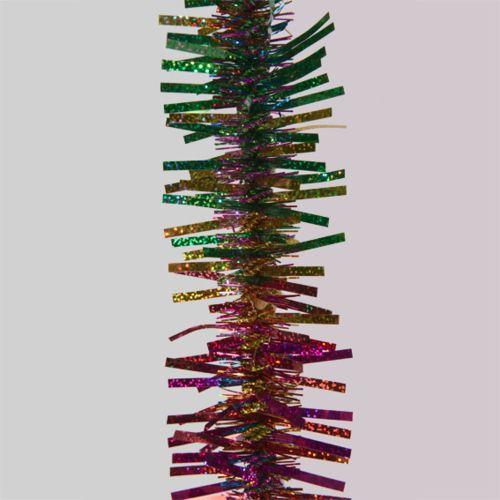Eminza Guirlande de Noël Festive Multicolore 70 70 Multicouleur