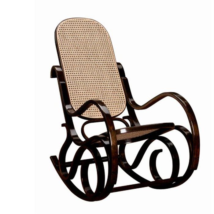 Rocking Chair Pablo Pour Adulte Achat / Vente fauteuil Cadeaux de