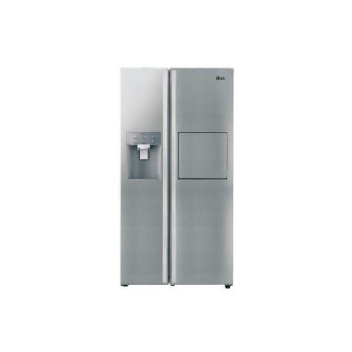 Réfrigérateur américain LG GWP6127AC Inox Les points clés . Type