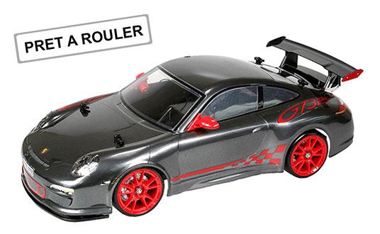 Nikko 142 400 A2 Radio Commande Véhicule Miniature Porsche