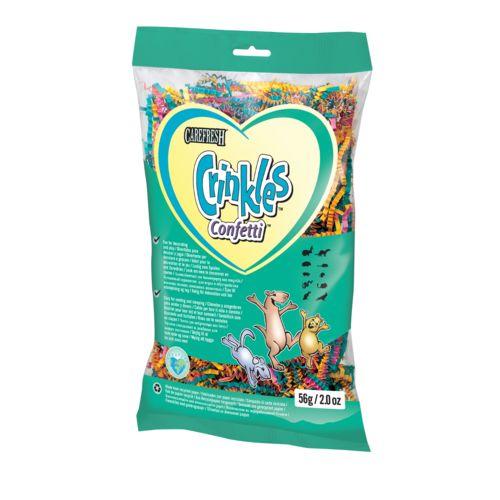 Aimé Litiere Rongeur Crinkles Confetti 56G Carefresh 101210 pas