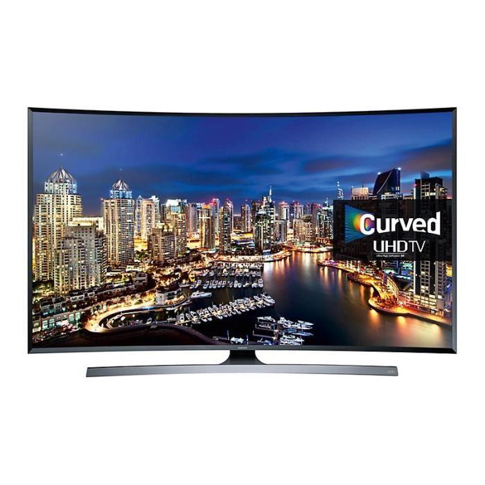 TV LED SAMSUNG 4K UE40JU6500 INCURVE 101 cm téléviseur led, avis