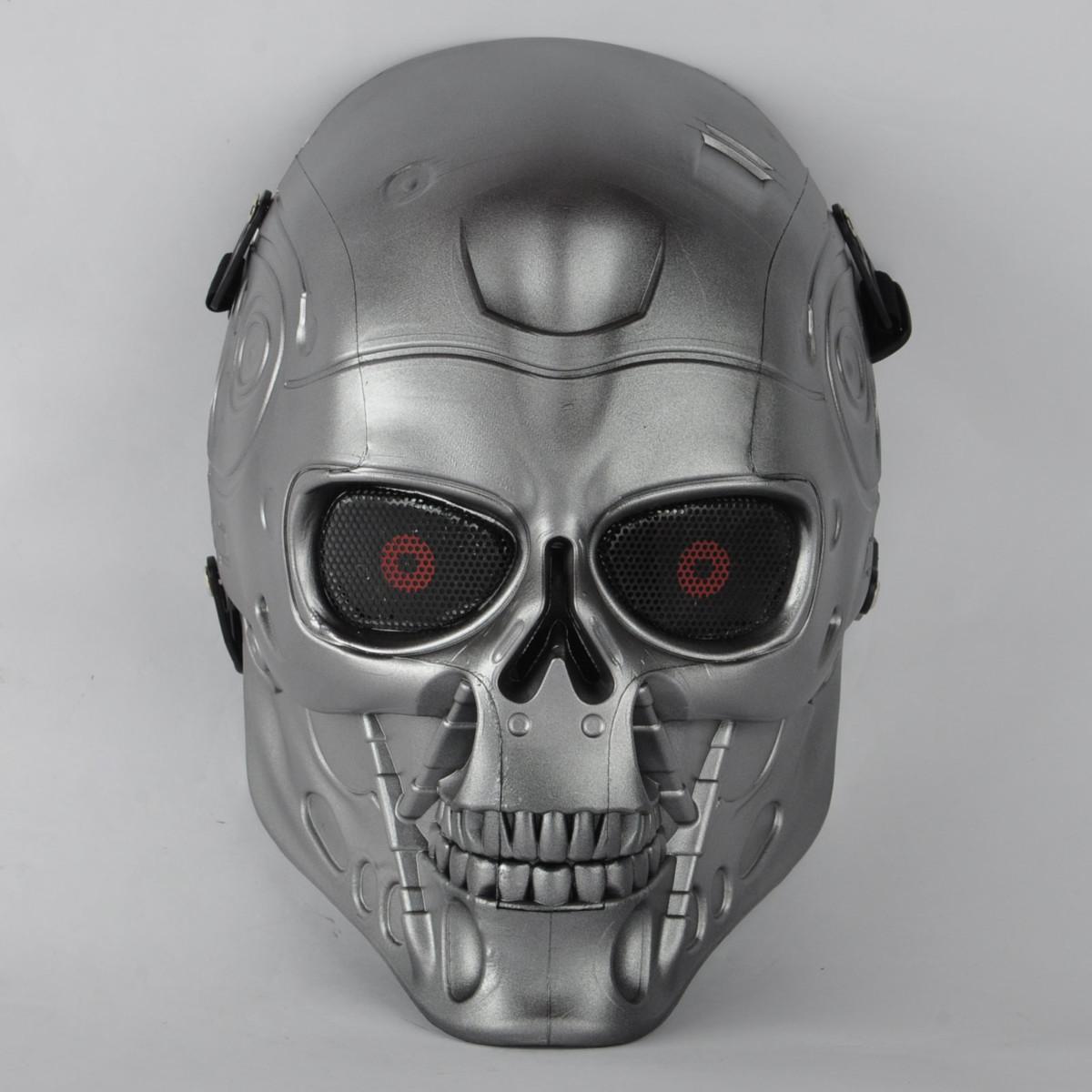 Tactique Militaire Masque Crâne Squelette Protection