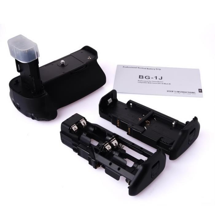 Batterie Grip Pour DSLR Canon EOS 5D Mark III Achat / Vente batterie