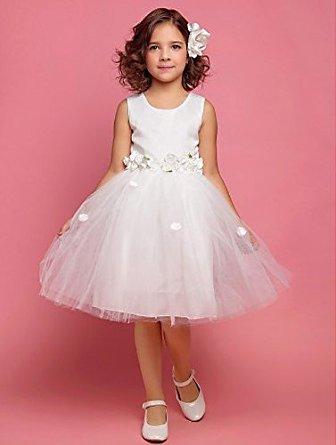 80ff8193c82b5 robe fille d honneur robe fille 2 14 ans robe de baptême enfant Robe