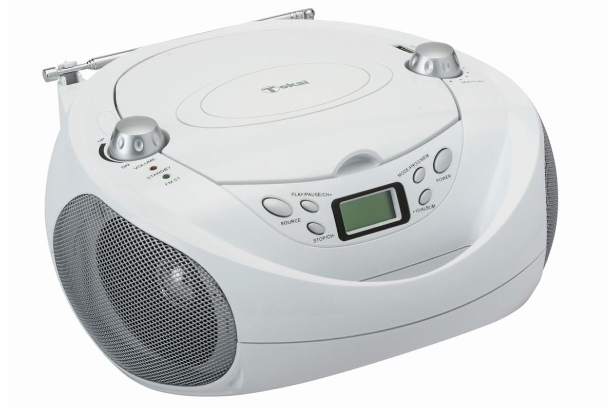 Radio CD / Radio K7 CD Tokai TB 133W (3803023) |