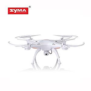 Syma® X5SC 3D Fly UFO Syma X5SC 1 Falcon Drone avec Caméra HD 2.4G 4