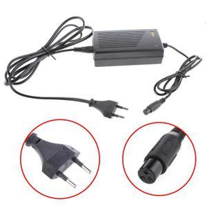 CHARGEUR BATTERIE VÉLO 42V chargeur de batterie Li ion AC pour 1