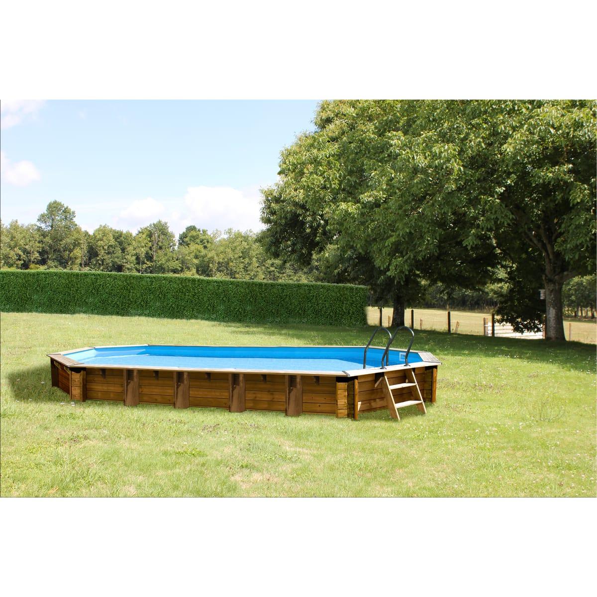 piscine bois topiwall. Black Bedroom Furniture Sets. Home Design Ideas