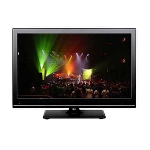 Tuner TNT HD MPEG4 Format 16/9. Diagonale : 39,6 cm.Résolution 1366