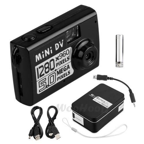 Mini DV DVR Vidéo Caméra Cam Caméscope USB 960P? Achat / Vente