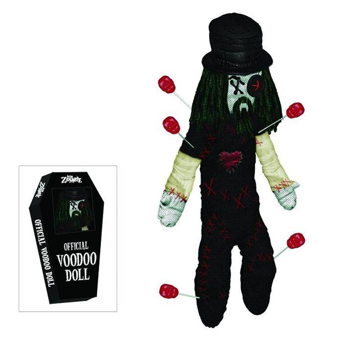 ZIC ROB ZOMBIE VOODOO DOLL Achat / Vente figurine personnage Rob