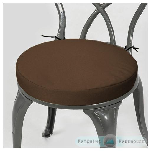 Chaise DE Jardin Coussin Coussin Uniquement Étanche Extérieur Bistro