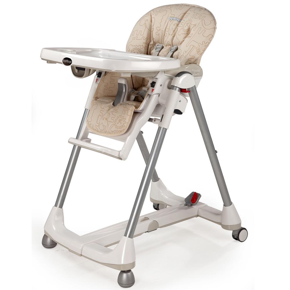 Chaise haute Prima Pappa Diner de Peg Pérego, Chaises hautes
