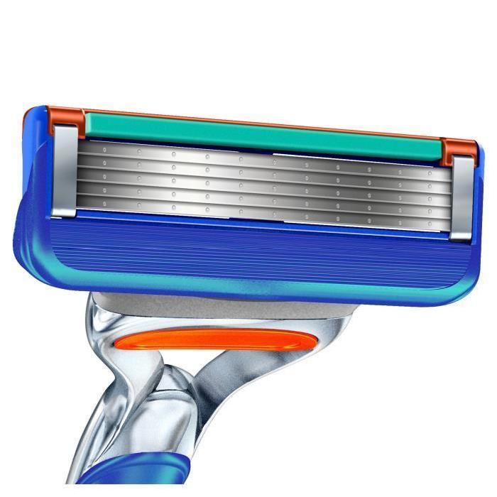 Gillette Fusion Rasoir pour Homme Achat / Vente rasage homme