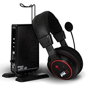 Micro casque pour PS3 et Xbox 360 Ear Force PX5: Jeux