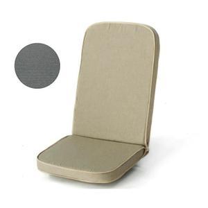 Coussin fauteuil jardin dossier haut Achat / Vente Coussin fauteuil