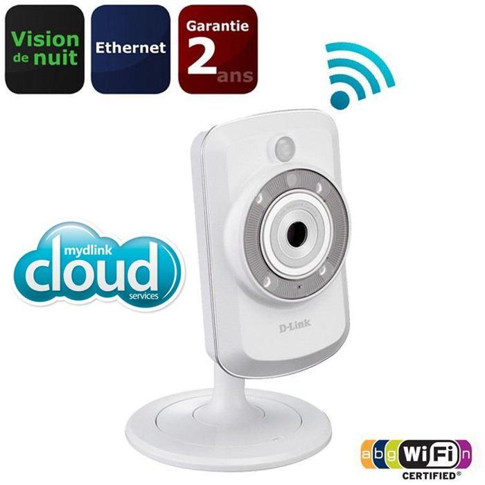 Link Caméra IP WiFi Cloud avec vision de nuit x1 Achat / Vente