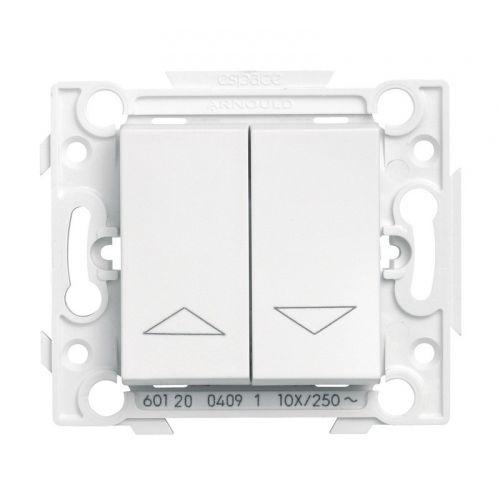 Arnould Interrupteur pour commande de volet roulant espace lumière