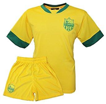 Maillot + short FCNA Collection officielle FC NANTES ATLANTIQUE