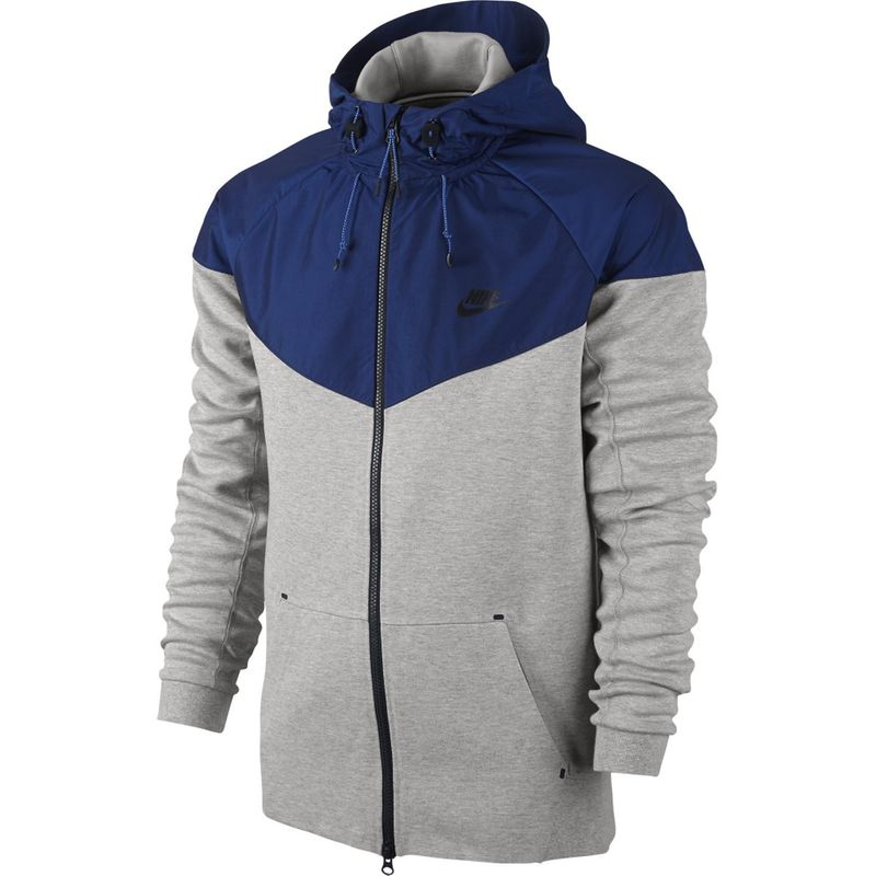 Sweat nike tech fleece windrunner 1mm 616757 063 Nike