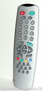 Télécommande D'Origine Remote Grandin RC1940 TV Multi Marques Sans