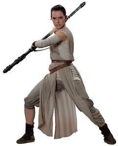 POSTER 100X120 STAR WARS 7 VII THE FORCE AWAKENS REY DAISY RIDLEY SEXY
