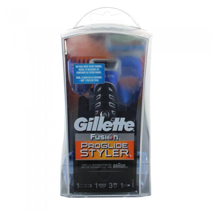 GILLETTE FUSION PROGLIDE STYLER RASOIR Easyparapharmacie