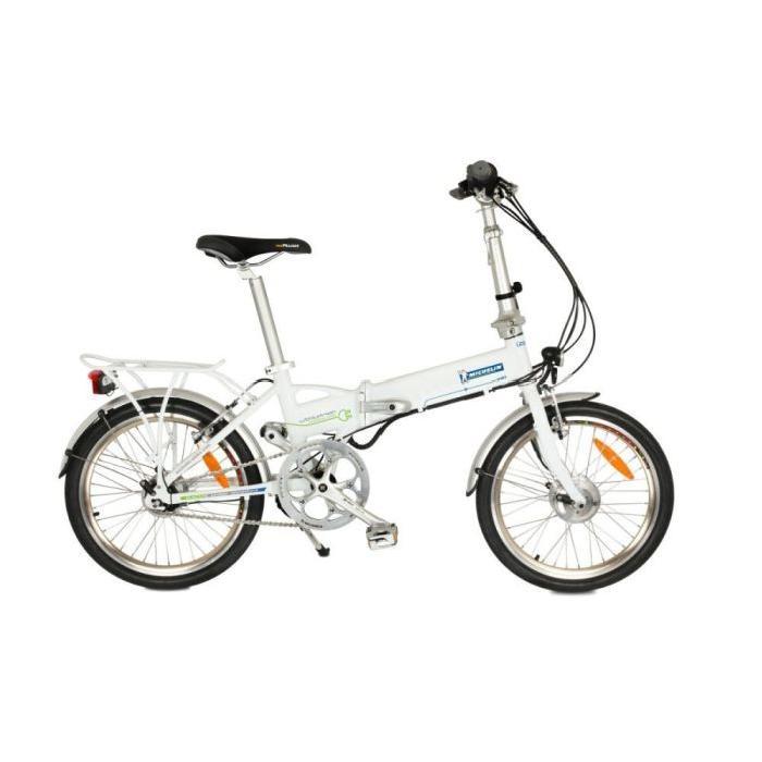 MICHELIN Vélo Pliant Assistance Electrique MO.1 Mi Prix pas cher