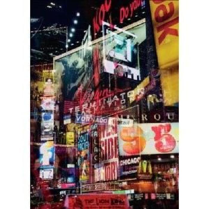 Puzzle New York City 1000pcs Achat / Vente puzzle Soldes