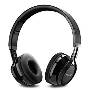 Casque Bluetooth Stéréo MPOW Thor, Casque Sans Fil Pliable avec