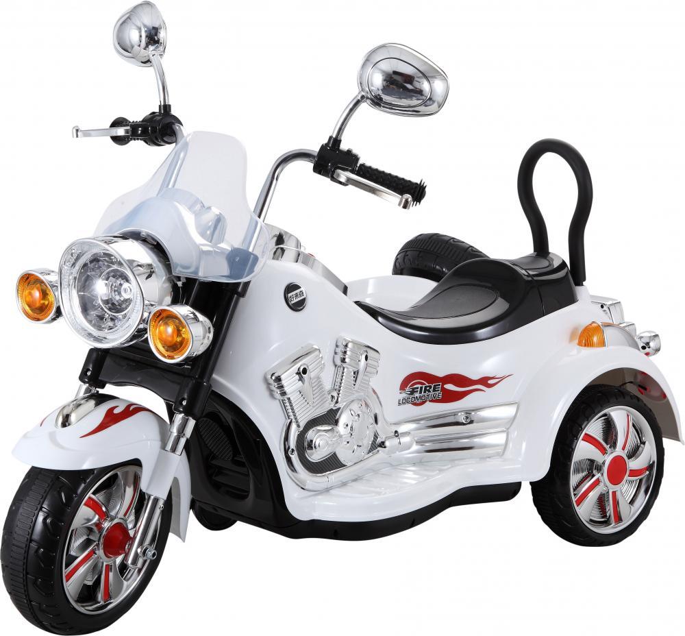 Rocket Side Car Ride On 12 V Kids pile électrique vélo