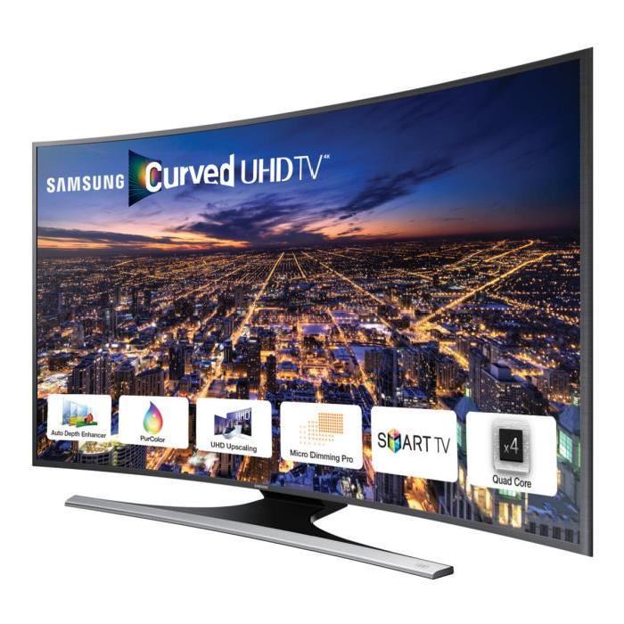 TV SAMSUNG UE65JU6500 4K UHD SMART TV 165 cm téléviseur led